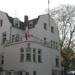 Germanenhaus im Jahr 2011