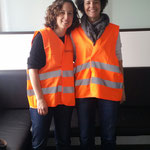 """Das Team """"Diana & Sandra"""" war heute äusserst effizient unterwegs. Vielen Dank für euren Besuch!"""