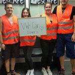 Die VW-Car Lovers waren heute bei uns und kämpften sich durch unseren Raum. Vielen Dank fürs Kommen und bis bald im zweiten Raum! :-)