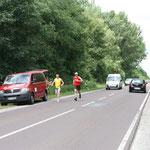 Lauf führt auch über Bundesstrassen