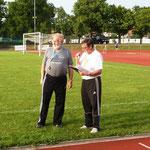 Ohne Kampfrichter geht nichts - Fred-Peter und Stefan