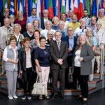 Besuch der CDU Darmstadt in Begleitung von Frau Klaff-Isselmann MdL am 5. Juli.