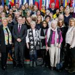 Besuch der Frauen Union Wiesbanden am 11. Dezember.