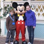 Cedric im Euro-Disney