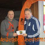 Spendenübergabe TuS Jevenstedt