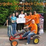 Kettcar Rennen Schönbek 2011