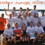 Drachenbootrennen Einfelder Jungs 2012