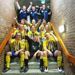 Das Team der TuS Jevenstedt Allstars wurde am Ende Dritter