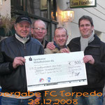 Co-Partnerschaft FC Torpedo