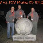 HSV gegen Mainz - November 2012