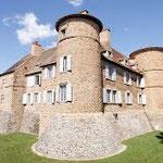 Le château de Saint-Marcel de Félines