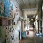 旧廊下も、そのまま活用