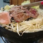 ジンギスカン料理、お肉が美味し過ぎ!