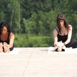 Yoga in der Schwangerschaft YOGA freiraum Oberstimm / Ingolstadt