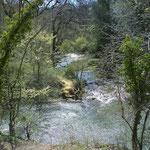 La Cascade du Tombereau à BRAS
