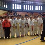 30 novembre 2014 primo appuntamento judo giovanile