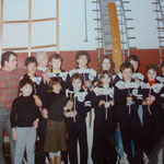 1983 novembre - gara Sarzana (SP)