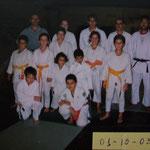2003 attività Palazzetto Sport