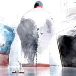 """Extrait du Clip """"Le vent"""" Jérémie Malodj'"""