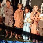"""Die Kinderstatisten bei """"Wilhelm Tell"""" - 2013 in Böbikon"""