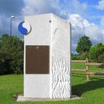 Denkmal für das 175th Infantry Regiment