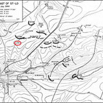 16. Juli Stillstand an der Front östlich der Vire