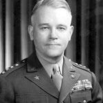 Major General Lawton J.  Collins, Kommandeur des US VII Corps