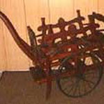 Sport-Kinderwagen, ca. 1910, Preis Sfr. 500.-