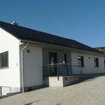 Projekt: Neubau schlüsselfertig – Bungalow