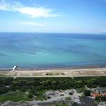 スカイクルーズマクハリから目前の浜