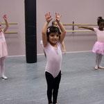 Sportdress/ Ballettbekleidung für kleine Ballerinas