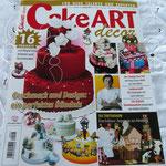 Cake Art Spezial Zeitschrift : Herzlich Willkommen auf der privaten Homepage von