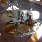 Porte-savon grès cuisson four à bois - Sylvie Ruiz Foucher -
