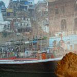 toujours les Ghats de Varanasi ...