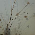 Ombres et lumière - Ikebana Sylvie Ruiz -