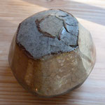 Boule press-papier grès cuisson Raku - Bouquet de Flammes by Caco et Sylvie -