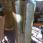 Brique à vin grès cuisson four à bois - Sylvie Ruiz Foucher -