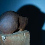 """Sculpture Juan José Ruiz Artiste/Auteur Sculpteur céramiste dit """"Caco"""" Photographie Christophe Spiesser -Bouquet de Flammes by Caco et Sylvie -"""