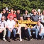 Auswärtsfahrt nach Unterhaching 2001