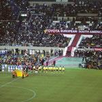 Weltpokalfinale in Tokio gegen Belo Horizonte
