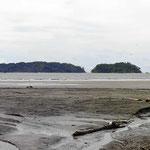 Der Strand von Samara.