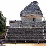 Das Observatorium.