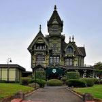 Ein wunderschönes viktorianisches Haus, allerdings nicht aus Ferndale, sondern aus Eureka (dicht dabei).