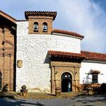 Das Dominikanerkloster.