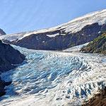 Der Bear Gletscher.