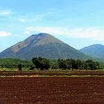 Einder der vielen Vulkane hier in Nicaragua.