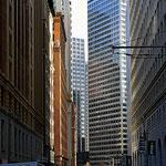 Down Town San Franzisco - das Bankenviertel.