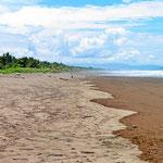 Und die andere Seite des Strandes