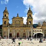 Die Kathedrale in Candelaria.