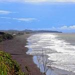 Playa Hermosa - Costa Rica quillt über mit solchen Stränden